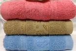 Набор лицевых полотенец 3 шт