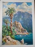 """Орест Манюк """"Карда.Італія"""". Картина в Вікіпедії"""