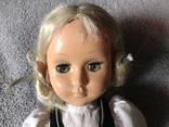 Паричковая кукла СССР ''Красная Шапочка'' 35 см