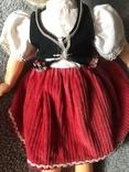 Паричковая кукла СССР ''Красная Шапочка'' 35 см photo 4