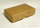Немецкая старая коробка Gebruder Brehmer Leipzig, фото №6