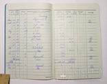 Немецкая расчётная книга Kontogegenbuch, фото №6