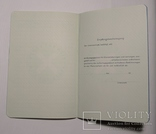 Немецкая расчётная книга Kontogegenbuch, фото №9