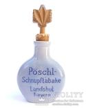 Немецкий флакон для нюхательного табака. Pöschl-Schmalzler, фото №7