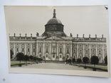 Послевоенное фото Германия музей архитектура 140/95мм