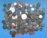 181 монета Польша и Литва 17-18 ст.