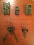 Дивизионная пушка ЗИС -3-76 и бронетехника СССР
