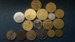 Лот монет Украины