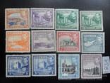 Британские колонии. Кипр. 1938 г. MLH