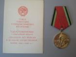 Медаль 20 лет победы в великой отечественной