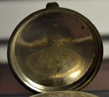 R.Schmid,карманные часы в серебре фото 7
