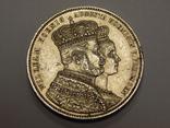1 талер, 1861 г Пруссия photo 2