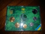 Монети Украіни 2008 ( без 1 гривны и памятного жетона )