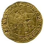 Дукат 1634г. Западная Фризия