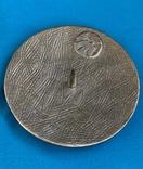 Старый бронзовый подсвечник. Европа 3