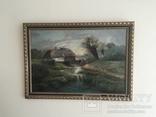 Картина (пейзаж) художник Ноаковски Станислав (1867-1928), фото №2