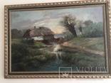 Картина (пейзаж) художник Ноаковски Станислав (1867-1928), фото №3