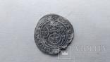 Грошен (1/21 Талер) 1573 Бранденбург-Преуссен Иоганн Георг