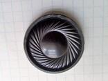 Динамик для металлоискателя 8 Ом. 1 W диаметром 30 мм. photo 2