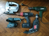 Микс електротехники из Германии лот 5