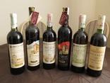 Колекция марочных вин Масандра, выдержкой от 10 лет