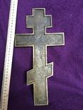 Крест с эмалью photo 3