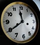 Настенные часы с боем фирмы Hamburg-Amerikanische Uhrenfabrik(HAU) photo 2