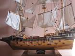 Модель парусника «SPANISH GALLEON 1607» . (под реставрацию ), фото №3