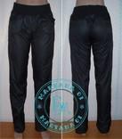 Зимние штаны на флисе очень тёплые размер S (42), фото №2