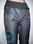 Зимние штаны на флисе очень тёплые размер S (42), фото №8