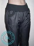 Зимние штаны на флисе очень тёплые размер S (42), фото №9
