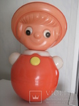 Хлопчик целулоїд 27 см. клеймо, фото №2