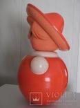 Хлопчик целулоїд 27 см. клеймо, фото №4