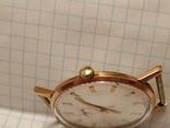 """Часы """"Луч 2209"""",Ау 10+ на 23 камнях (рабочие с коробкай и документами). photo 7"""