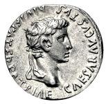 Денарий Август (2 г. до н.э - 12 г. н.э.) photo 2