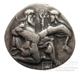 Статер Тракия Фасос (453-449 г. до н.э.) photo 1