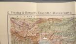 Австрийская туристическая карта Freytag & Berndt №2 . photo 4