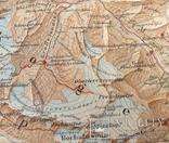 Австрийская туристическая карта Freytag & Berndt №2 . photo 7