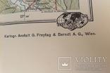 Австрийская туристическая карта Freytag & Berndt №2 . photo 9