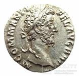 Денарий Коммод 177-192 г. н.э. photo 2