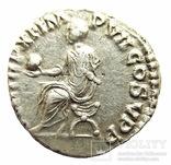 Денарий Коммод 177-192 г. н.э. photo 4