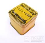 Немецкая жестяная коробочка Spindler & Sauppe, фото №4