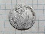Шесть грошей 1755 Август 3 photo 1