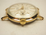 "Часы ""Poljot de luxe "" позолота АУ20. photo 4"