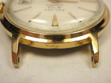 "Часы ""Poljot de luxe "" позолота АУ20. photo 7"
