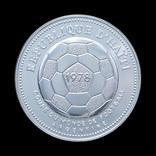 50 Гурд 1977 Футбол, Гаити photo 1