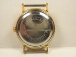 "Часы ""Poljot de luxe "" позолота АУ20. photo 3"