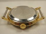 "Часы ""Poljot de luxe "" позолота АУ20. photo 8"