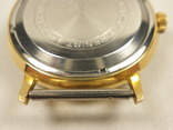 "Часы ""Poljot de luxe "" позолота АУ20. photo 9"