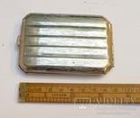 Портсигар магнитный металл., фото №4